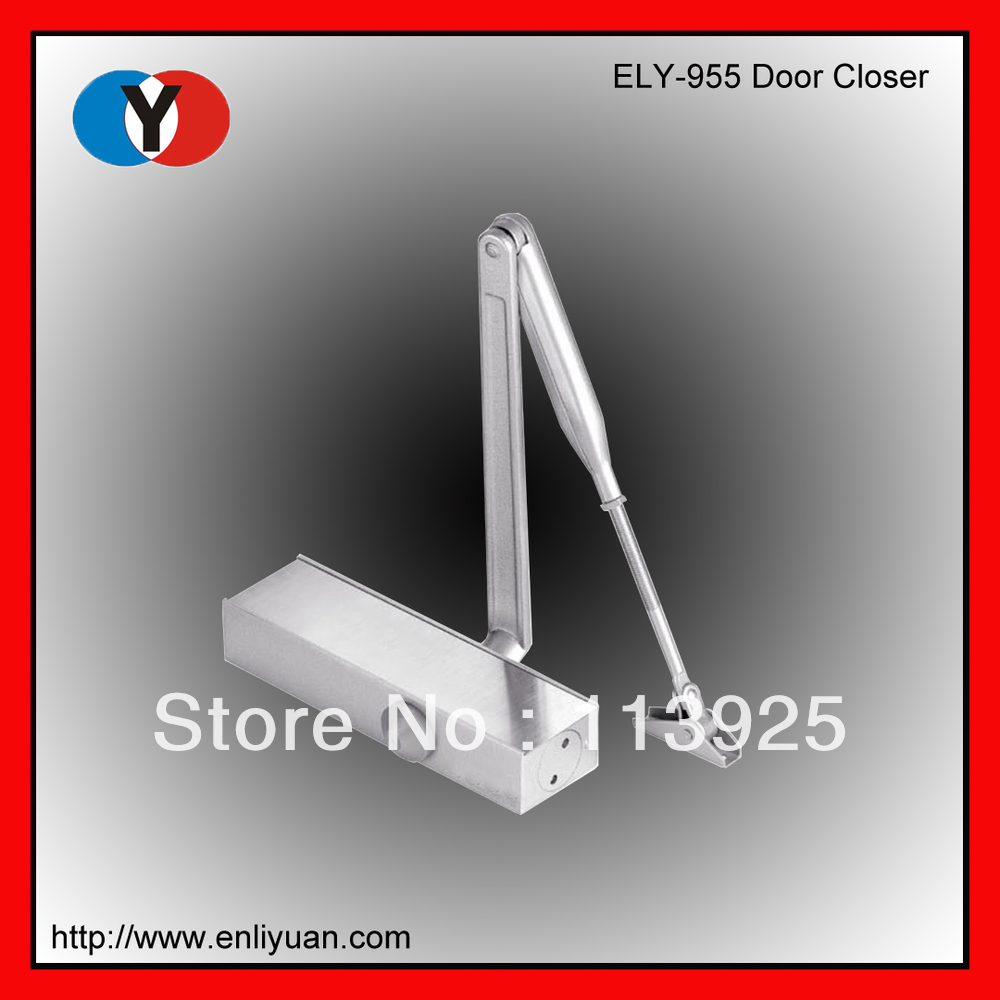 Free Shipping High Quality Square Shape Hydraulic Door Closer ELY-955(China (Mainland))