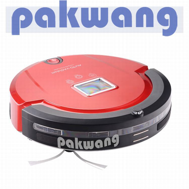 Best Buy Vacuum Cleaner Robot, Multifunction(Sweep,Vacuum,Mop,UV Sterilizer),Schedule,LCD & Screen,SelfCharge, Mothers Day Gifts(China (Mainland))