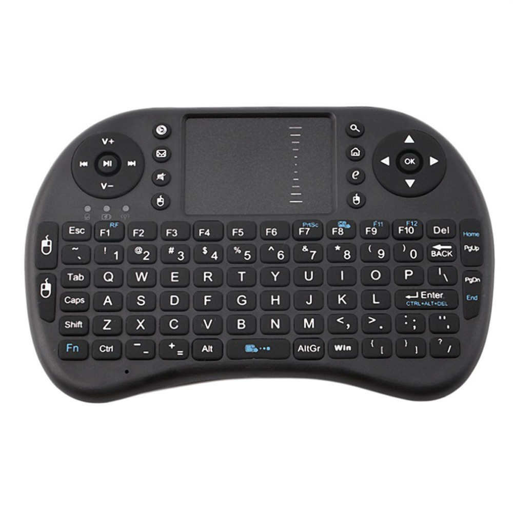 Portable 2.4Ghz Wireless Keyboard xbox accessories with control touchpad for Android TV Box PC Tablet HTPC IPTV Laptop(China (Mainland))
