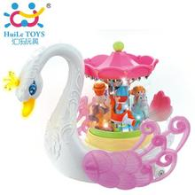 New Hot Sale Fantastic Swan Electric Music toy Children Learning Educational toys gift Free shipping(China (Mainland))