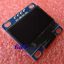 Blue 3-5V 0.96″ I2C Serial 128X64 OLED LCD LED Display Module