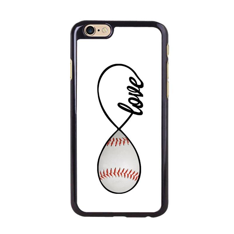 Baseball Love Custom Design Snap On Hard Plastic Case for iPhone 4 4s 5 5s 5C 6 6 Plus(China (Mainland))
