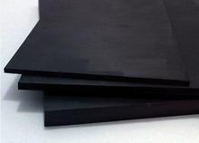 1pcs 4mm * 200mm * 300mm Black Foam Foamalux PVC Flat Sheet Material Board Modle Plate #A262a(China (Mainland))