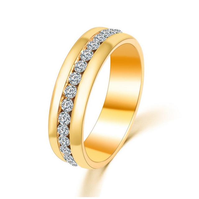 Лучшие качества натуральная 18 К позолоченный роскошные преувеличены циркон кристалл ...