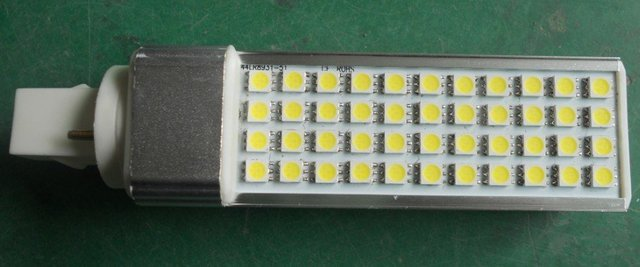 G24/E27 LED SMD lamp,44pcs 5050 SMD LED;11W