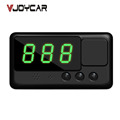 VJOYCAR C60 Auto Car HUD GPS Head Up Display Overspeed Alarm Windshield Project Alarm System Vehicle