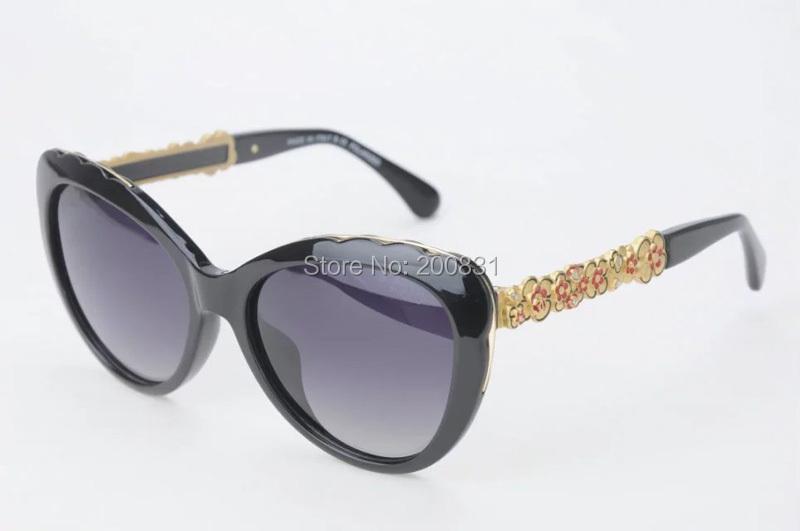 Фотография DHL Free Lunette De Soleil Sun Glasses Women 2016 New Sunglasses Women Brand Designer Cat Eye Style Oculos Feminino Original Box