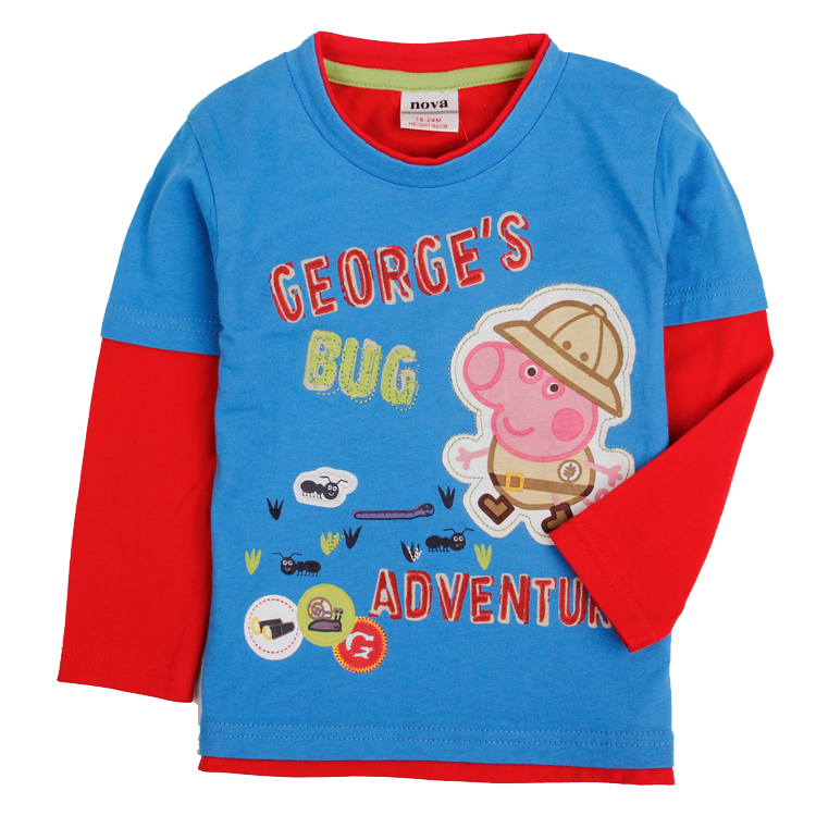 Wholesale kids t shirt children clothes nova kids t shirt for Kids t shirts in bulk