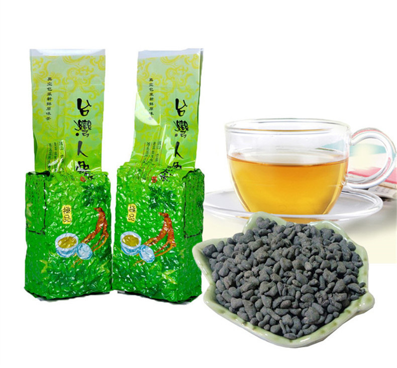 Taiwan Orchid Noble Ginseng Oolong Chinese Tea for Health Care Slimming Body Weight Loss 250g  Taiwan Orchid Noble Ginseng Oolong Chinese Tea for Health Care Slimming Body Weight Loss 250g