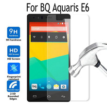 Buy Premium Tempered Glass Film BQ Aquaris E6 Screen Protector Film Cover Cleaning Tool Mobile Phone Protective film Case for $1.02 in AliExpress store