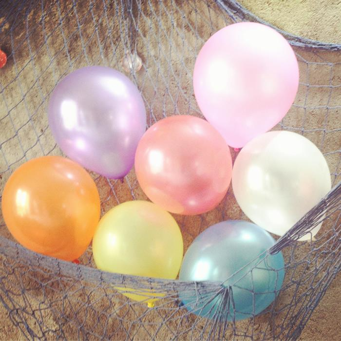 100pcs/Lot Latex Wedding Party Balloons Birthday Pearl Ballons Decoration Inflatable Cheap Latex Balloons Free Shipping(China (Mainland))
