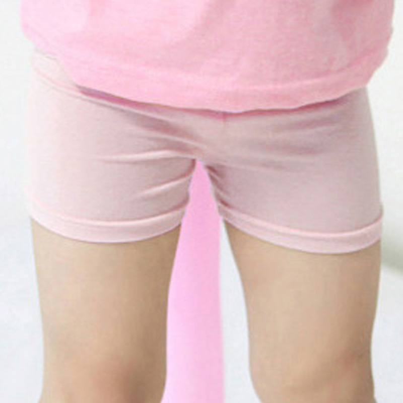 Toddler Kids Girl Safety Shorts Baby Leggings Summer Stretch Shorts