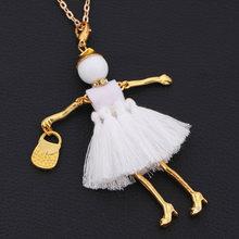 Chenlege, модные ожерелья для женщин, женское длинное ожерелье, женские большие чокеры, ожерелье и подвеска, 2019 цепочки, ювелирные изделия, подар...(China)