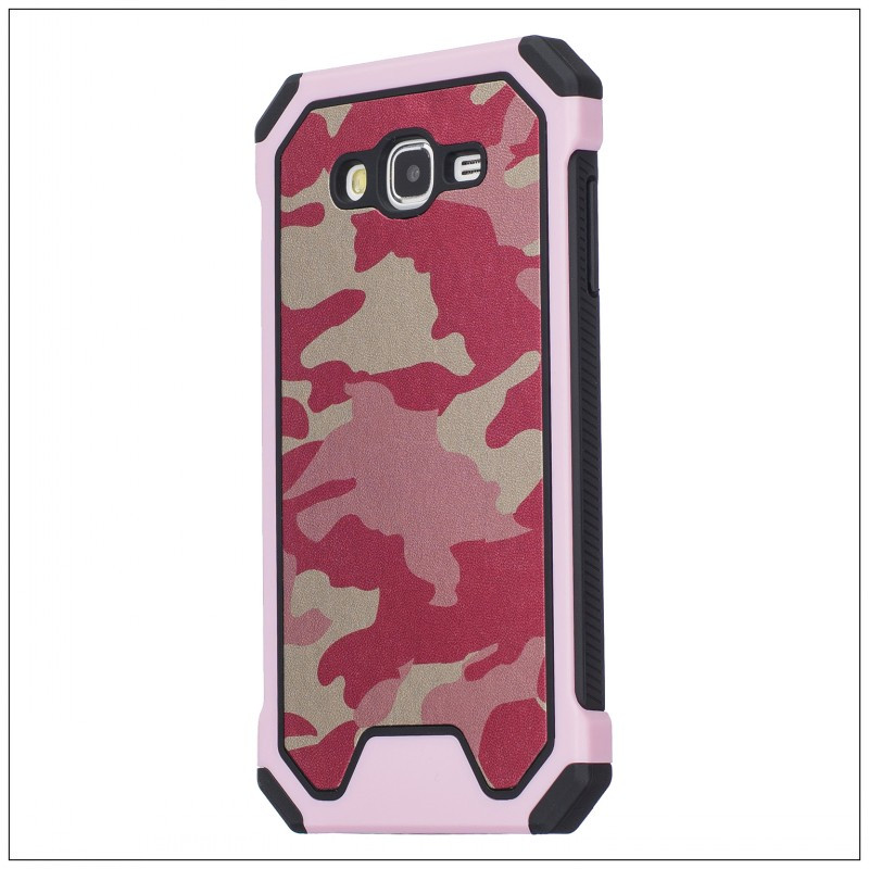 Navy Camouflage Design Hybrid Armor Shockproof Cover Case For Samsung Galaxy J1 Mini J2 J5 J7 Tough Protective Hard Phone Cases