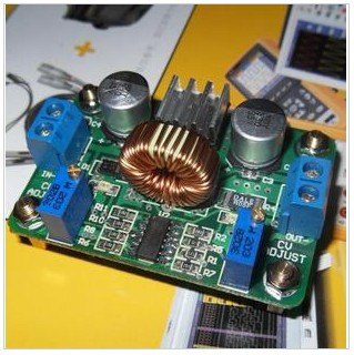 0012-2,DC-DC adjustable constant voltage and constant current power supply (CC CV instructions) HB LED driver(China (Mainland))
