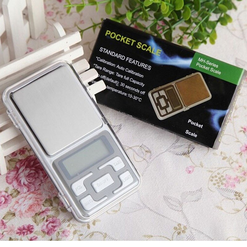 image for Hot Selling 200g X 0.01g Digital Scale Jewelry Gold Herb Balance Weigh