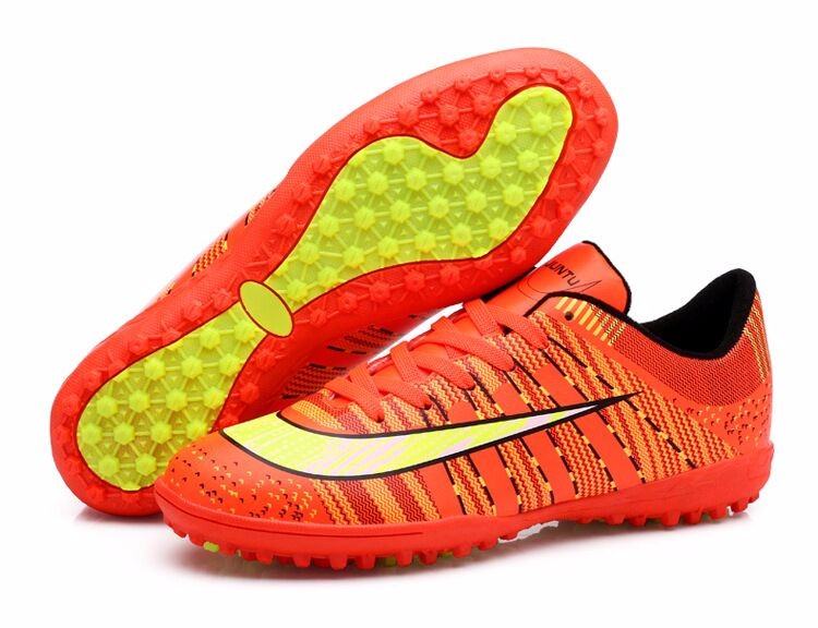 children antiskid broken nails soccer shoes male sports shoes kids boys sneakers football shoes childrens lawn football training