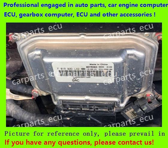 For car engine computer board/ECU/Electronic Control Unit/Car PC/ F01R00DL42 1120003BAC1600/F 01R 00D L42/driving computer(China (Mainland))