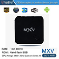 Android Box MXV Android Set Top Box Hd Media Player Digital Receiver For Smart Tv 4k
