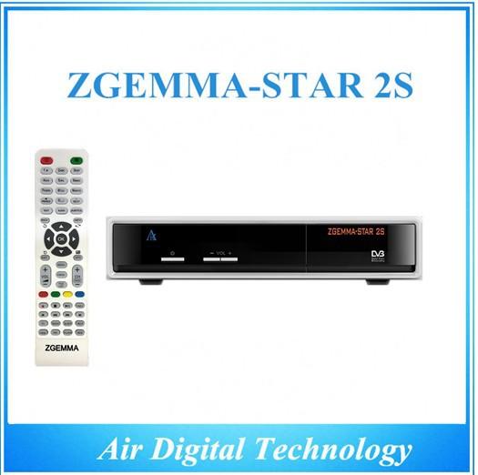 new product satellite tv receiver full hd Zgemma Star 2S(China (Mainland))