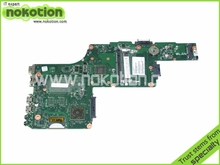 Laptop Motherboard for Toshiba Satellite C855D AMD Mother boards V000275390 1310A2509717 Mainboard High Quality