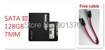 Hot Kingspec 7mm Slim 2.5 Inch SATA III 3 6GB/S HD ssd hdd 128gb Solid State Drive Disk 120GB Internal Hard Drives dropshipping(China (Mainland))