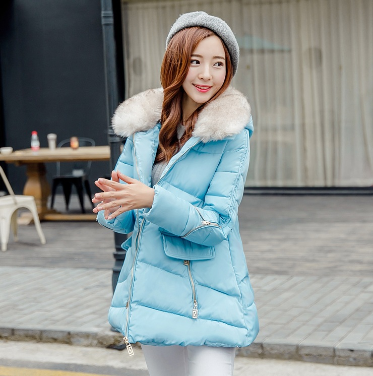 Новый зимний материнства пальто Повседневная теплая Одежда для беременных пуховик для беременных верхняя одежда пальто