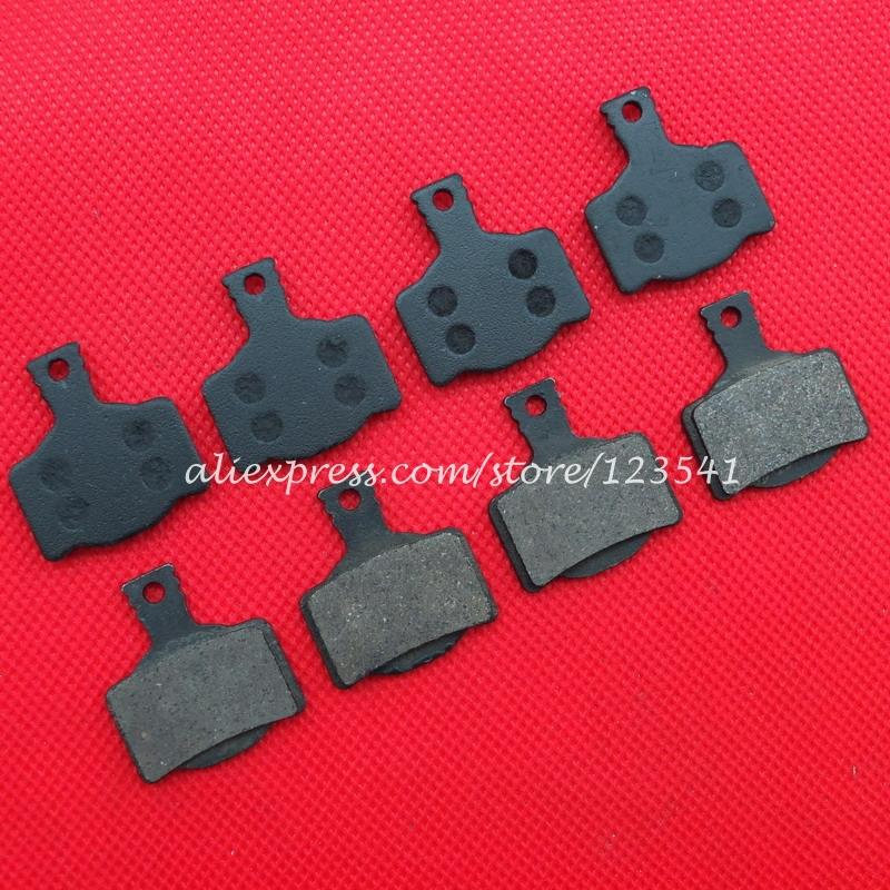 MTB Disc Brake Pads Magura MT2 MT4 MT6 MT8 (5 Pairs), ORG, Resin - Feiyang Import & Export Co., Ltd store