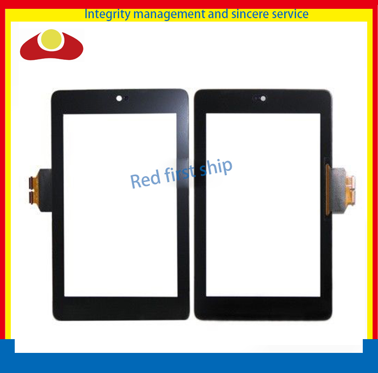 5pcs/lot Original 7 inch For ASUS Google Nexus 7 Gen 1 2012 ME370T Touch Screen With Digitizer Panel Front Glass Lens<br><br>Aliexpress