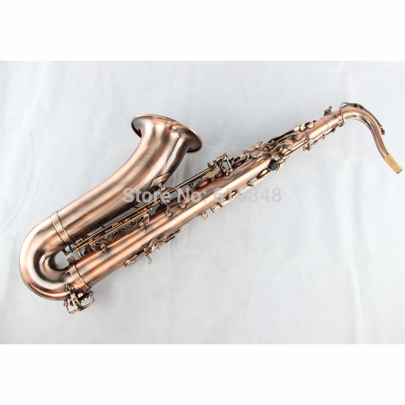 Copy Henri selmer B(b) tenor saxophone instruments Reference 54 red bronze - wutingting wu's store