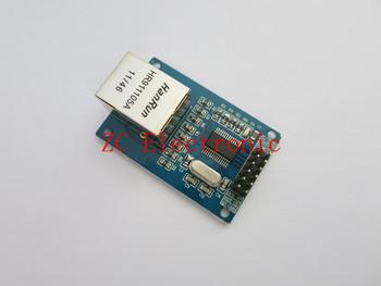ENC28J60 LAN Ethernet Network Board Module 25MHZ Crystal AVR 51 LPC STM32 3.3V for arduino  High quality  good price