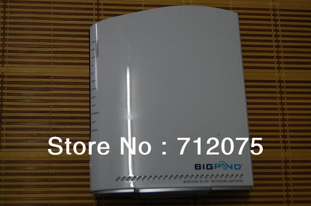 China Post Free shipping Bigpond 3G21Wb 3g router netcomm 21Mbps wireless broadband router(China (Mainland))