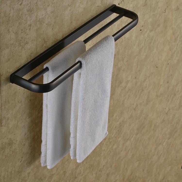 Popular Black Bathroom Towel Bar Buy Cheap Black Bathroom Towel. Black Bathroom Towel Bar