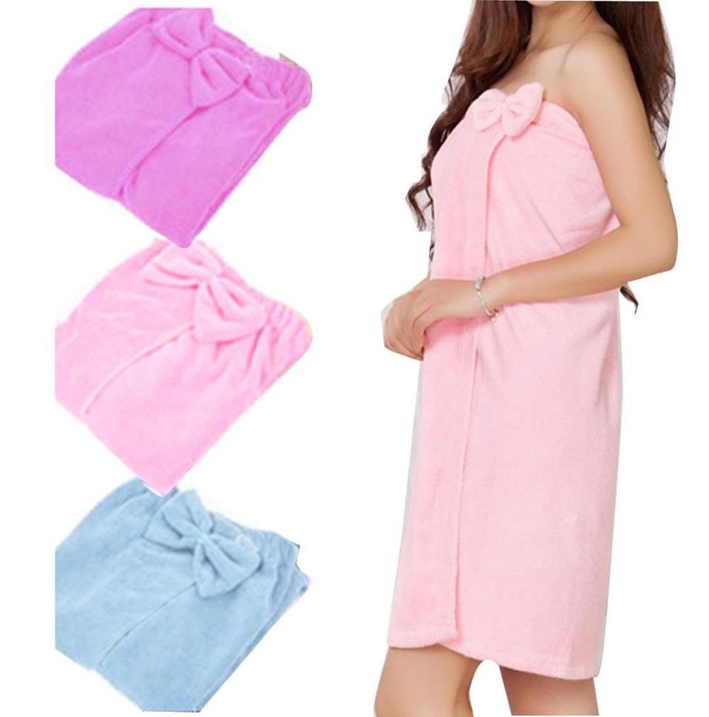 2015 Top Fashion Woven Toalhas De Banho Bath Towel 100% Fabric Bow Skirt Bathrobes Khan Steam Clothes Tube Design Bathrobe - Kaorui E-commerce store