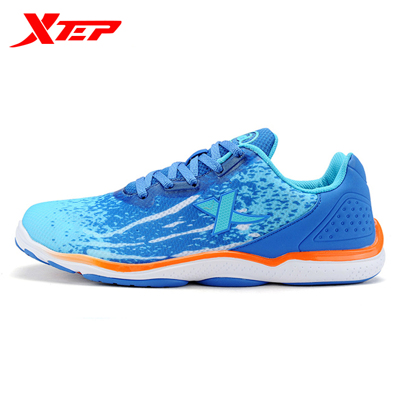 New Brand Xtep Mesh Running Shoes Men Breathable Shoes Sports Training Men Sneakers Super Lightweight  Damping Jogging Footwear<br><br>Aliexpress