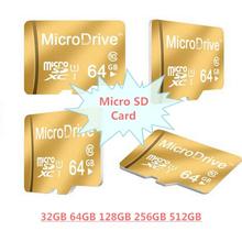 Buy 64GB 32GB 128GB micro SD card HC XC sdhc sdxc uhs-i UHS U1 2K 4K DSLR DSLM video memory card 16GB 256GB class10 cartao memoria for $8.94 in AliExpress store