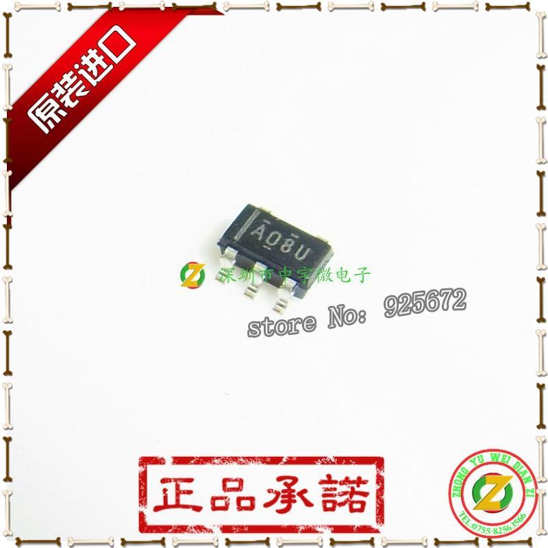 Free shipping.SN74AHC1G08QDBVRQ1 SN74AHC1G08 A08U SOT23-5 new original I2C chip(China (Mainland))