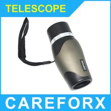 Envío gratis 1 unids nueva senderismo observación de aves campamento 30 x 60 ajustable telescopio Monocular de enfoque de la alta calidad