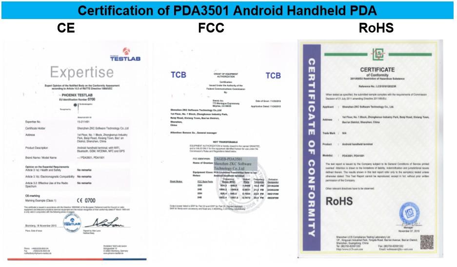 PDA3501-CE