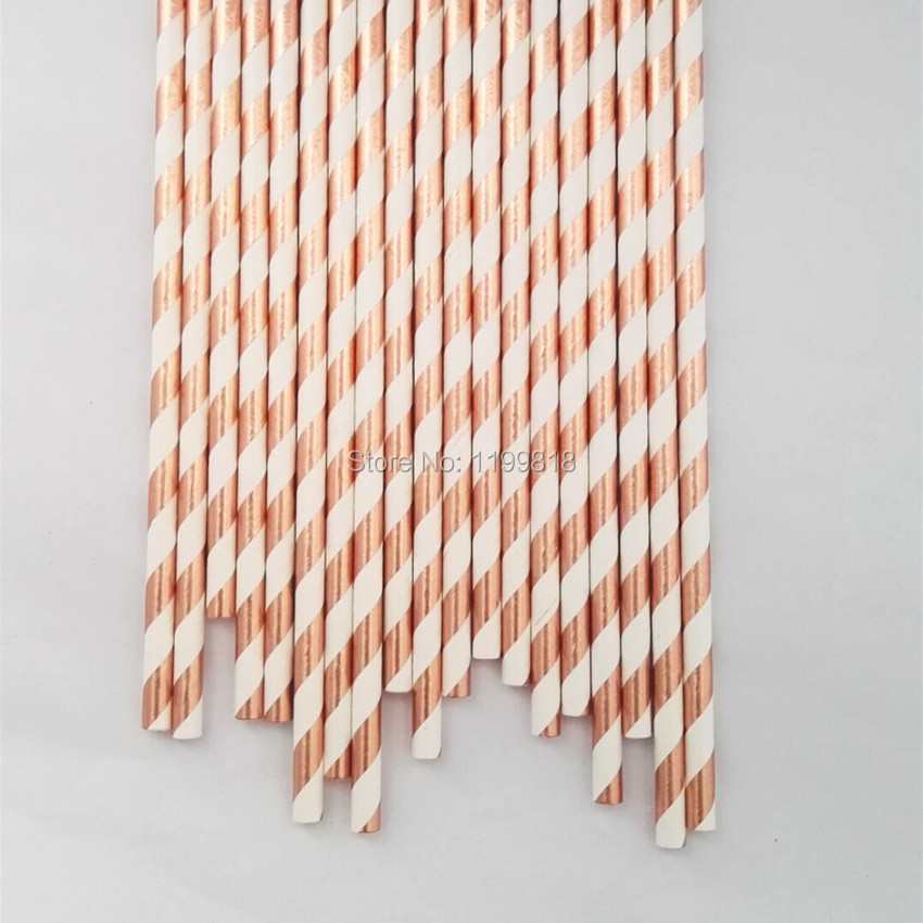 rose gold paper straws3_