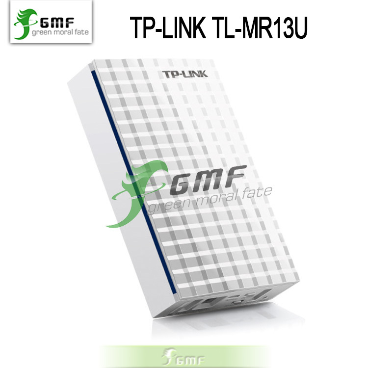 Genuine TP-LINK TL-MR13U mini 3G wireless router mobile power WIFI 3G Router(China (Mainland))