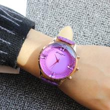 Womens Casual Wrist Watches Brand Luxury Leather Quartz  Dress Watch Clock Women Royal Gold Crystal Retro Bracelet Watches