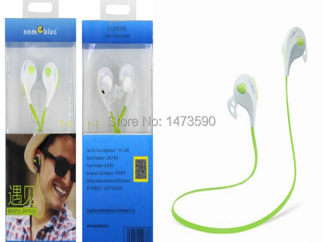 Newest Wireless Bluetooth 4.1 Stereo Earphone Fashion Sport Running Headphone Studio Music Headset with Microphone For Phone<br><br>Aliexpress