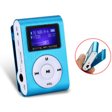 "New Classic Mini Mp3 Player Speaker Slim 2/4/8/16/32GB 1.8"" LCD Screen Recorder Slim Mp3 Player Micro TF Card Slot Wholesale(China (Mainland))"