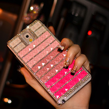 Samsung Galaxy J1 J7 J3 J5 2016 2017 Pro J120 J310 J510 J710 Case Coque Girl Bling Crystal Rhinestone Cover - MissWendy store