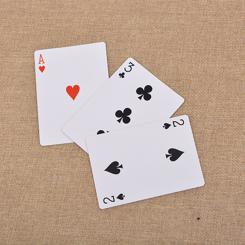 2016 Hot.Top Quality Magic 3 Three Card Poker Monte Trick Classic Sunflower.3 Card Monte(China (Mainland))