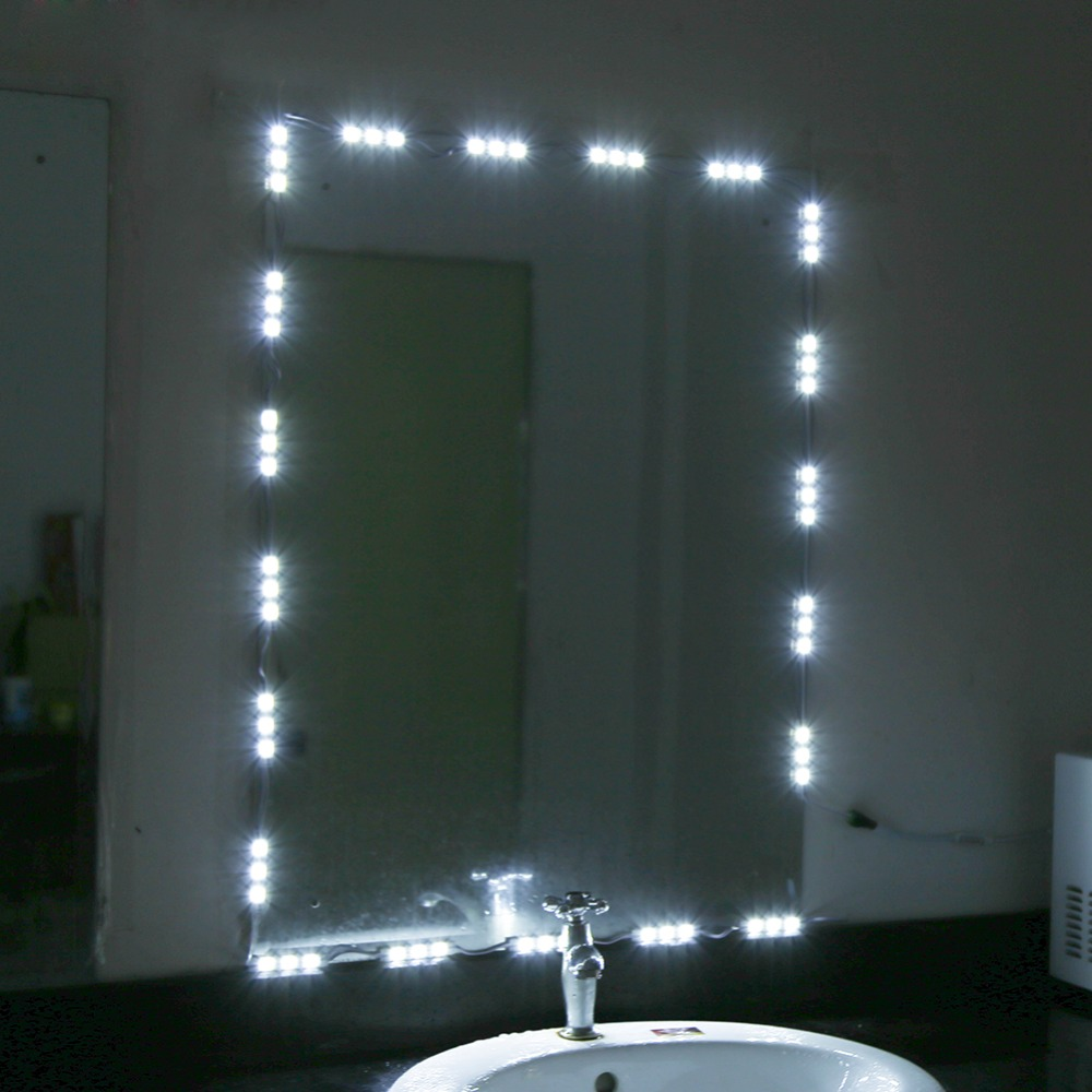 Vanity Led Light Strip : Popular Vanity Dressing Table with Mirror and Lights-Buy Cheap Vanity Dressing Table with Mirror ...