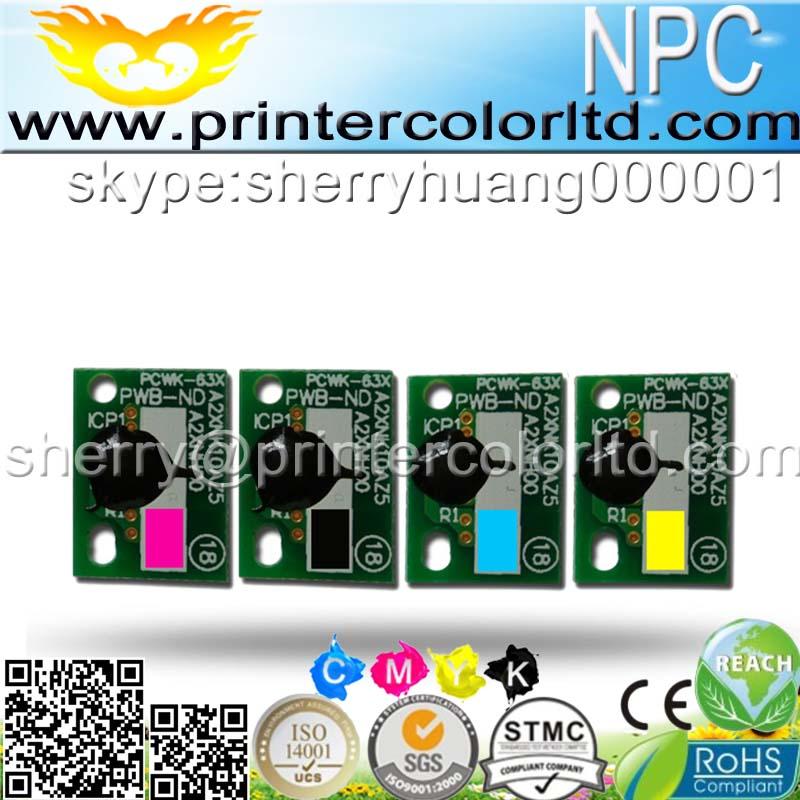 For Konica Minolta bizhub C224 284 364 C454 554 Drum Unit Chip Color laser printer Photocopier reset DR-512 A2XN0RD TD cartridge(China (Mainland))