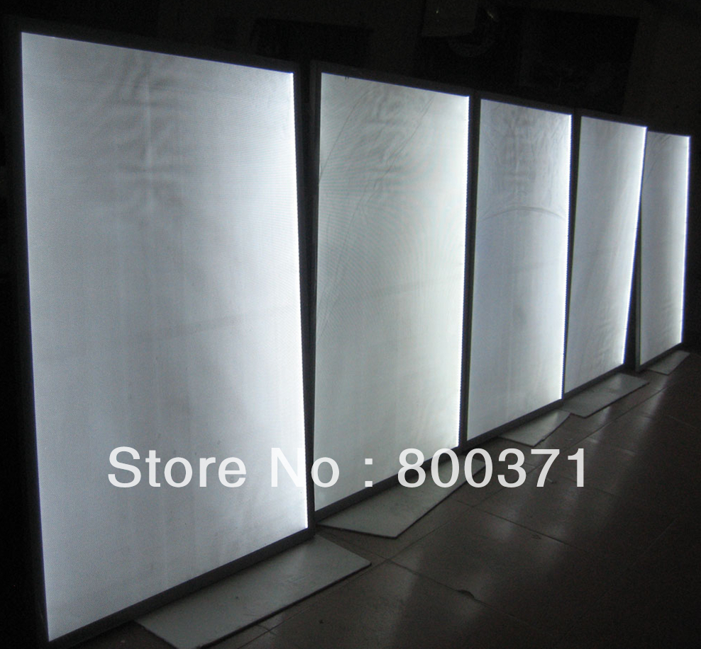 Wall Mount Light Box: ... Shopping Mall Wall-Mounted Advertising Aluminum Snap Frame Led  Backlighting Light Box ...,Lighting
