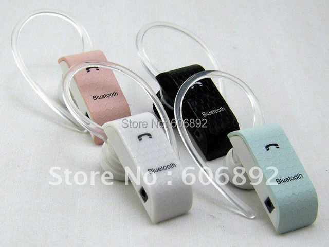 Factory price Universal Bluetooth Handsfree Headset for Cell Phone /Laptop PC 5pcs/lot Free shipping and drop shipping